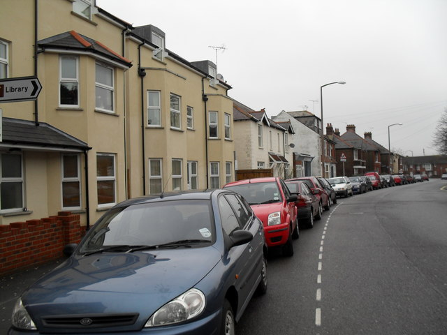 London Road housing