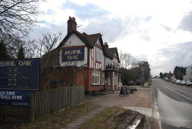 The Royal Oak, Flimwell