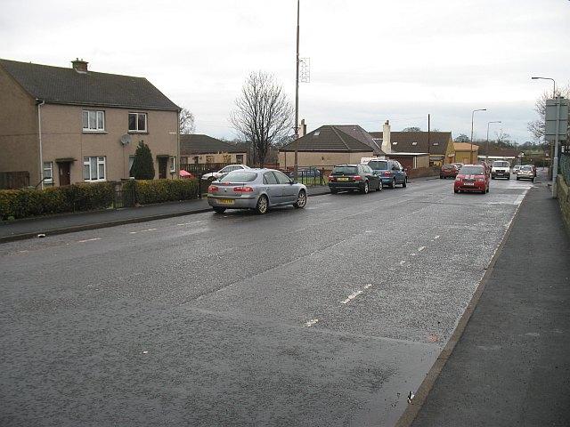 Salter's Road, Wallyford
