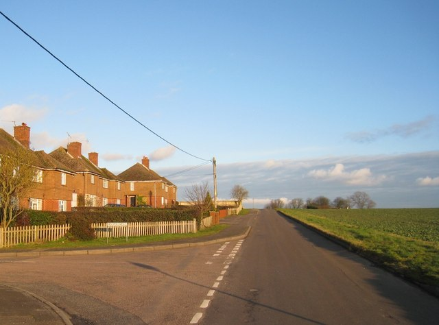 Station Road / Hoopersmead