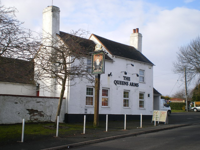 The Queen's Arms, Dawley Bank