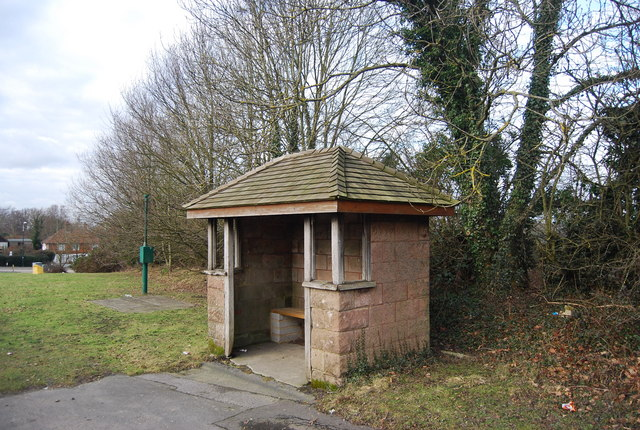 Redundant Bus Shelter, Flimwell