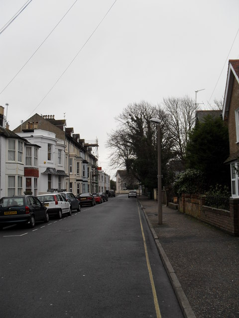 Lamppost in Glamis Road