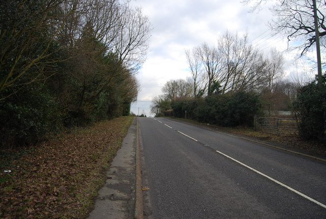 A268 to Hawkhurst