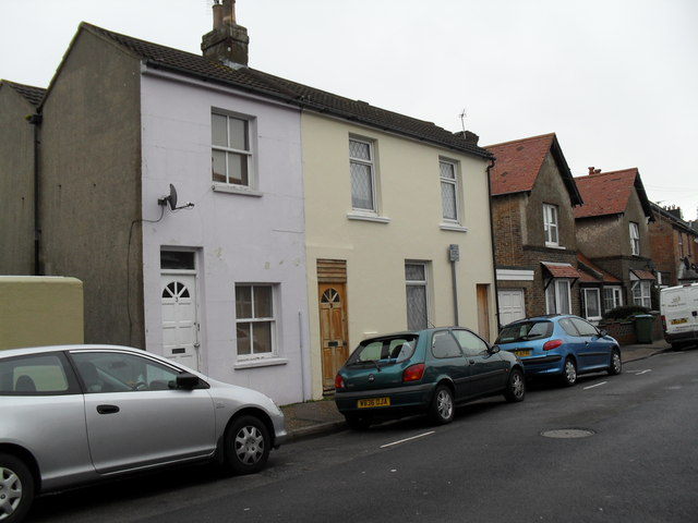 Houses in William Street