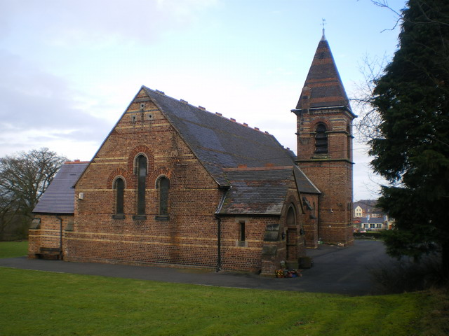 Church of St. John the Evangelist, Lawley