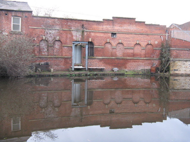 Sheffield and Tinsley canal