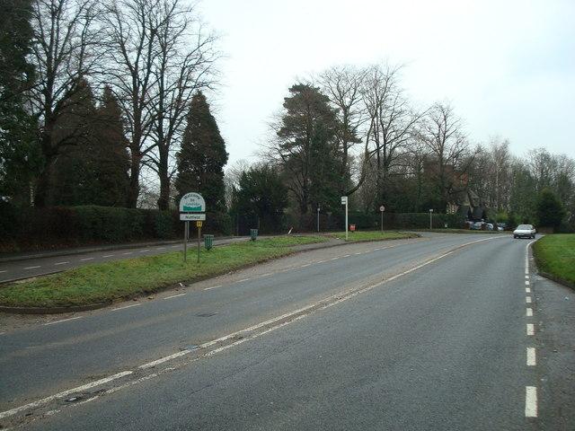 Nutfield Road, Nutfield