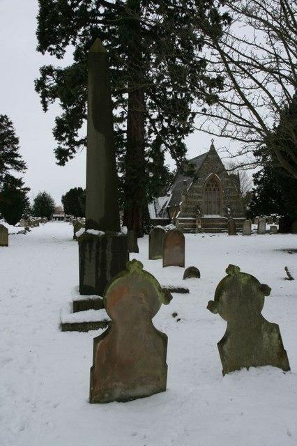 Looking towards the Chapel