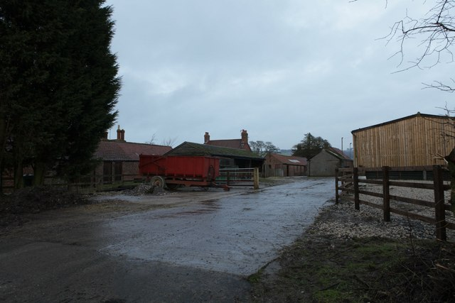 Joiners Farm from Water Lane
