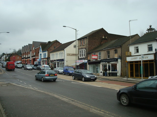 Brighton Road, Redhill