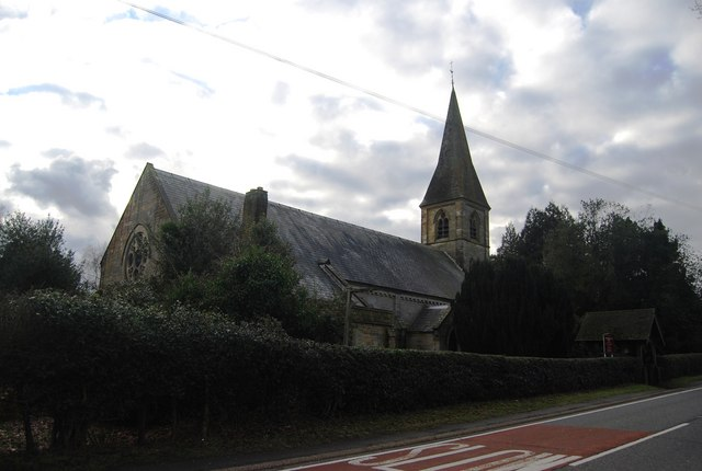 St Augustine's Church, Flimwell