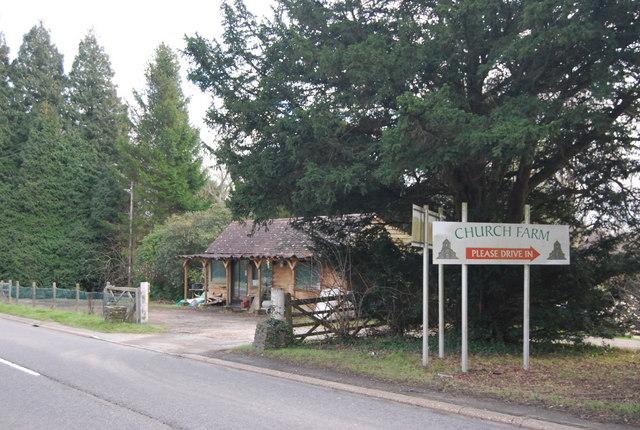 Farm Shop (closed) Church Farm