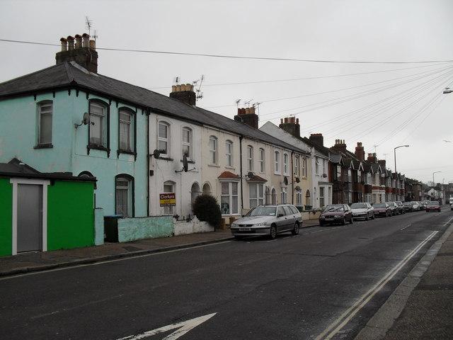 Lyon Street housing
