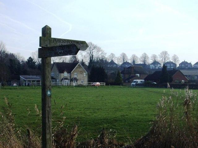 Avon footpath near Clifton