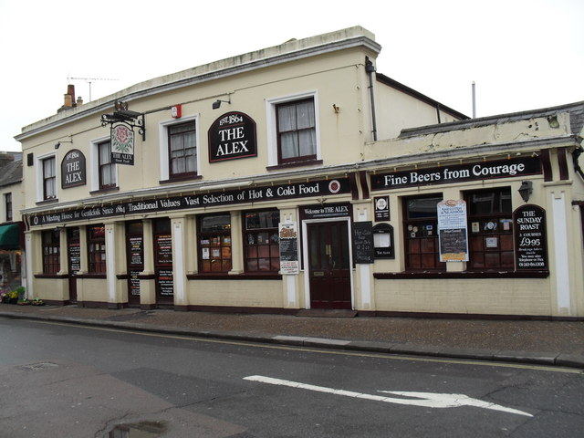 The Alex in London Road