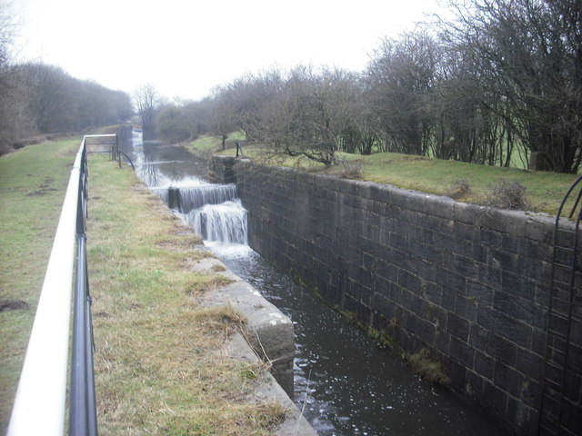 2nd. Lock at Tewitfield