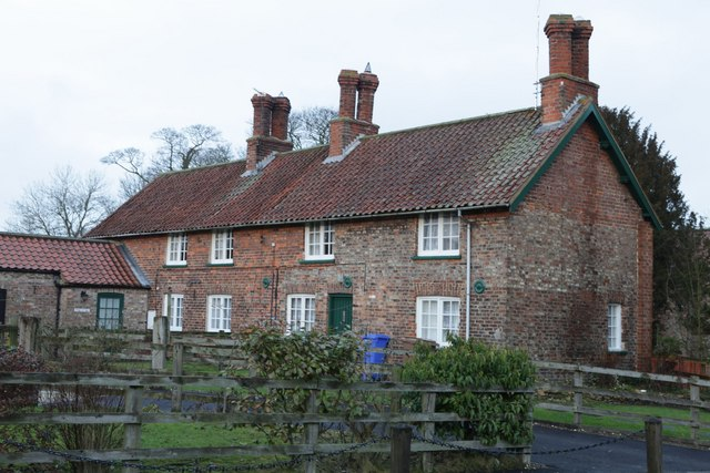 Village cottages Kirby Underdale