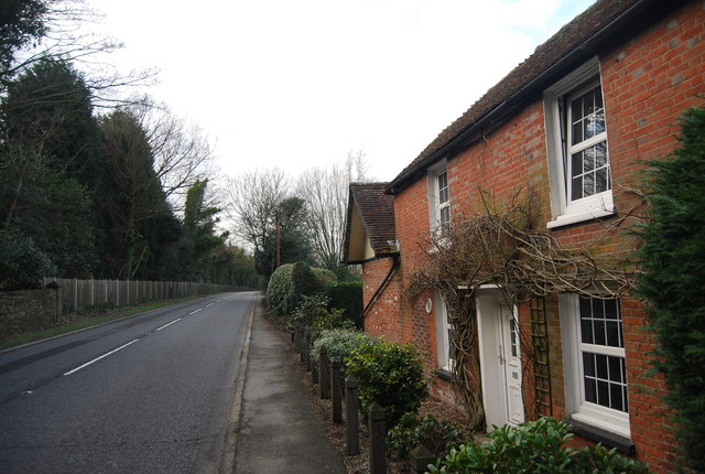 Cottage on the A268
