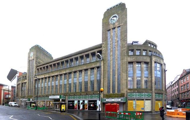 Co-operative Department Store, Newgate Street