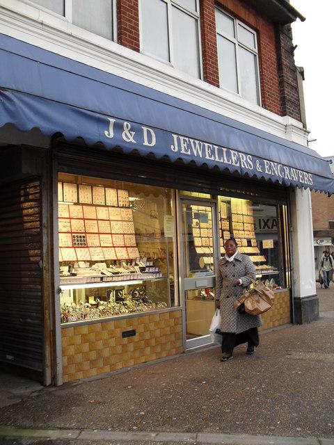 J & D in London Road