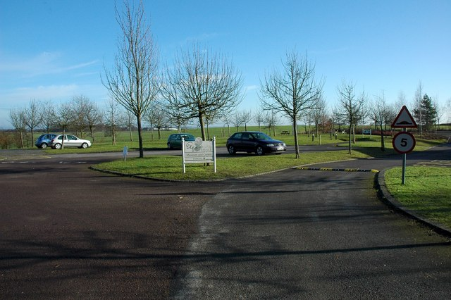 Car park, Elgar Museum