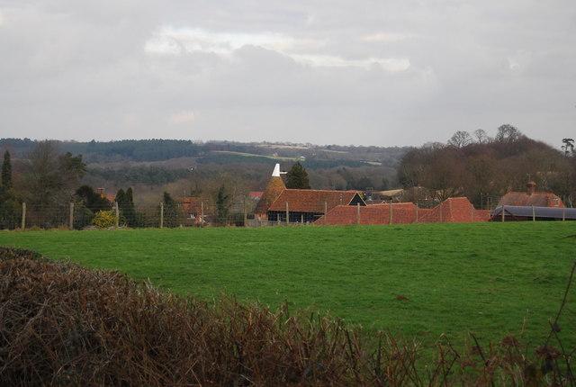 Elm Hill Farm Oast, Elm Hill Farm