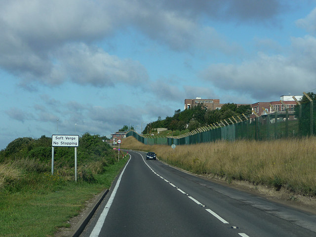 James Callaghan Drive, Portsdown