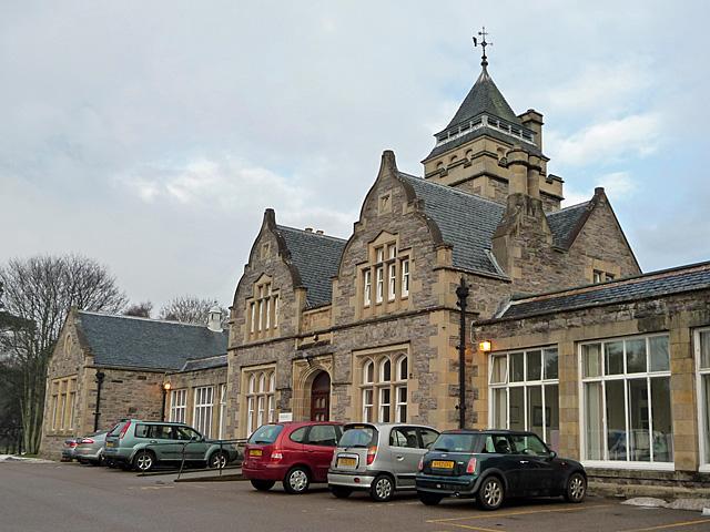 Leanchoil Hospital