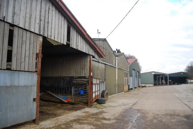 Pix Hall farm