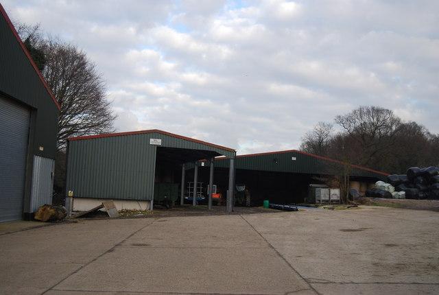 Barn, Pix Hall Farm