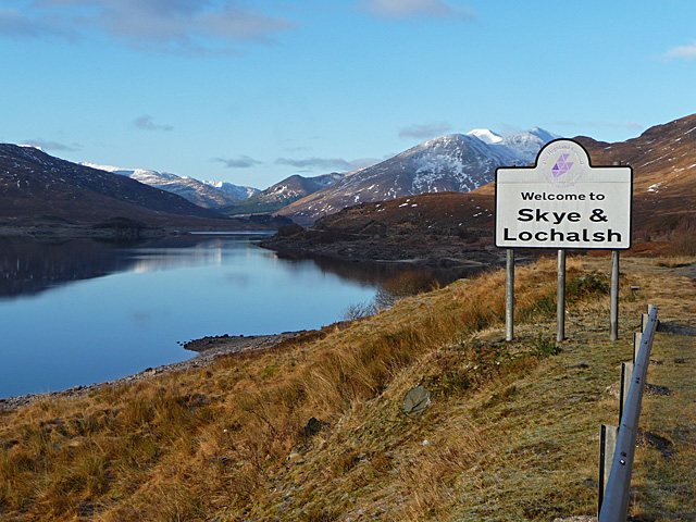 Welcome to Skye and Lochalsh