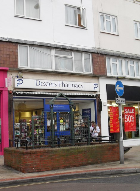 Chemists in London Road