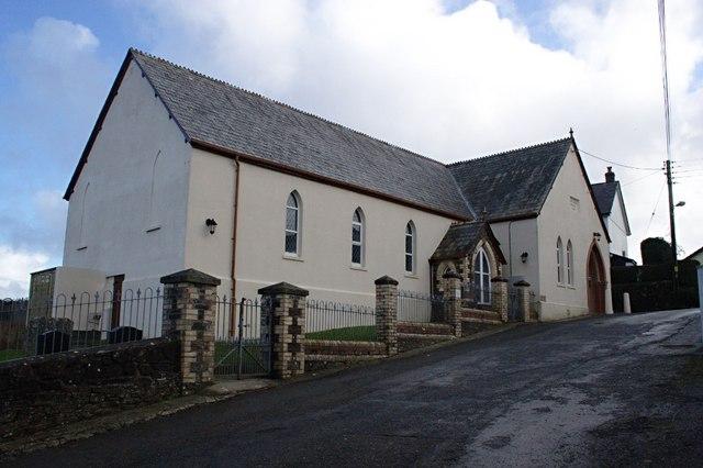 Chilsworthy Methodist Church