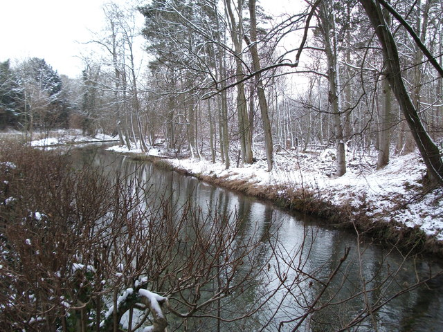 Upper Bullington - River Dever