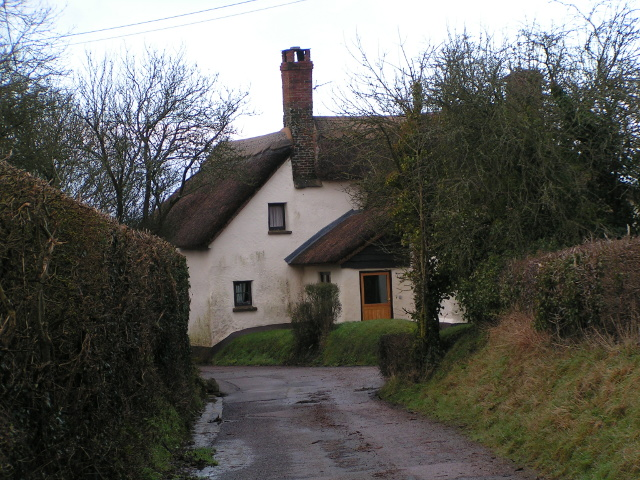 Cottage on the edge of Wimple