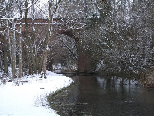 Upper Bullington - Railway Bridge