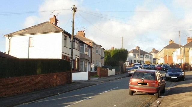 Coleridge Road, Beechwood