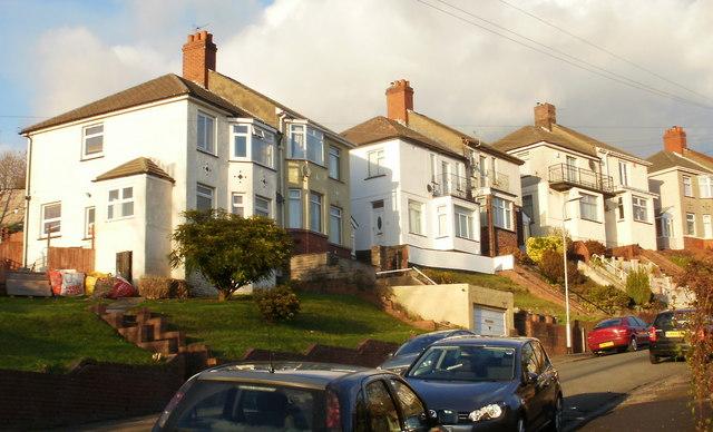 Tennyson Road, Newport
