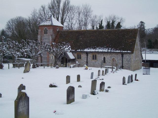 Lower Bullington - St Michaels Church
