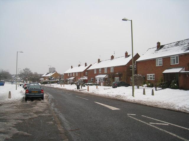 Oakridge Road