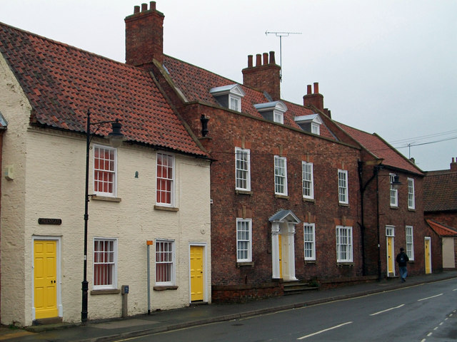 Georgian Houses on Priestgate