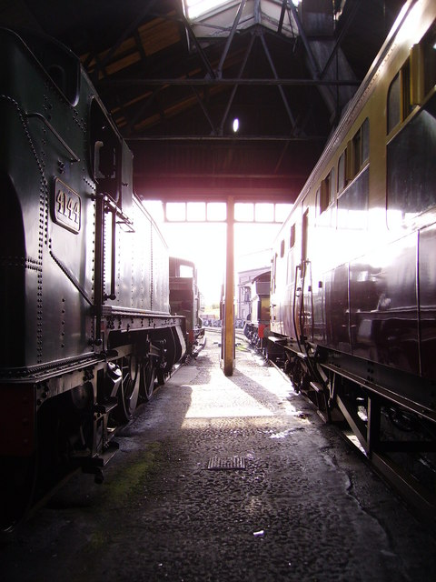 Didcot Railway Centre Engine Shed