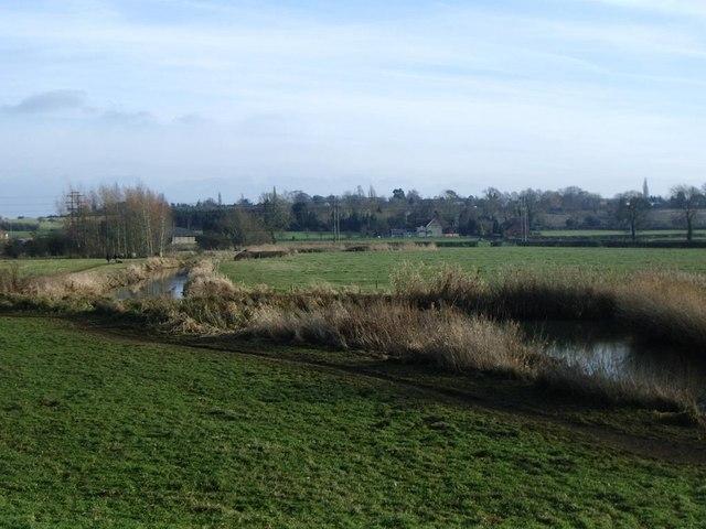 Riverside view near Brownsover