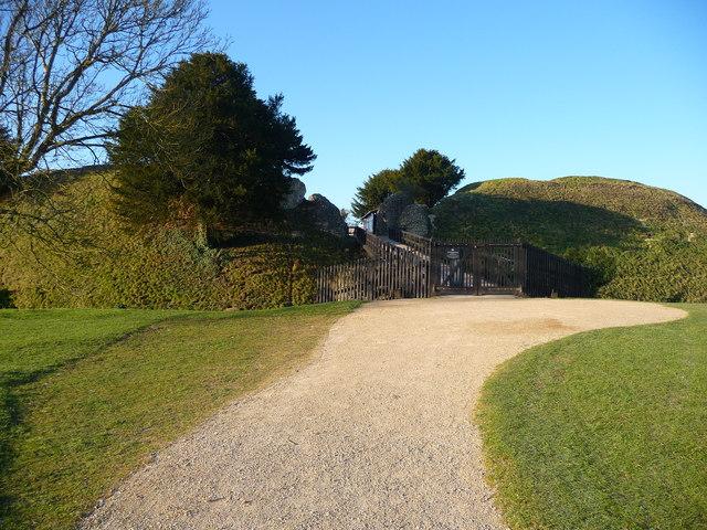 Ford - Castle Entrance