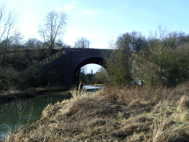 Former Great Central Railway near Brownsover