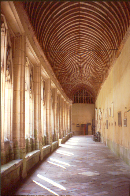 Cloisters of Winchester College