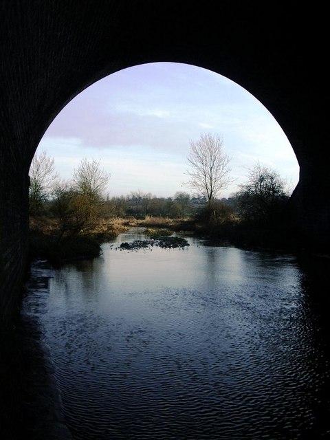 River Avon, Clifton countryside