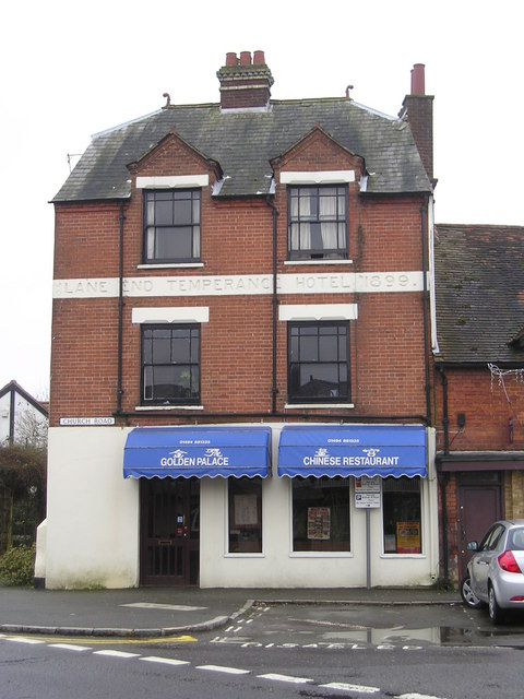 The Old Temperance Hotel