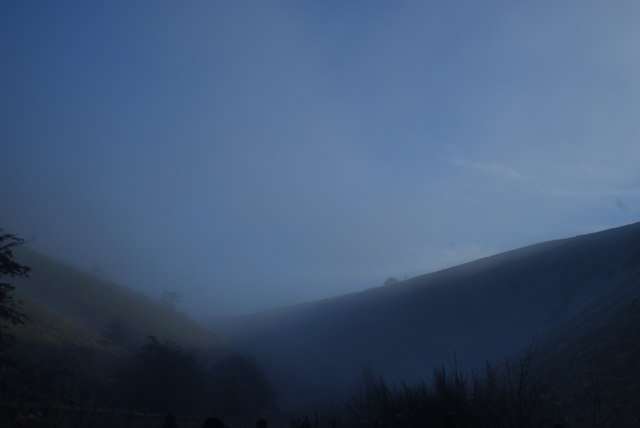 Morning in Coombs Dale